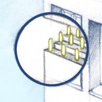 Использование композитной арматуры в стенах
